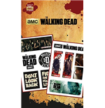 Walking Dead (The) - Mix (Temporary Tattoo)