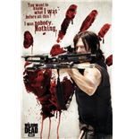 Walking Dead (The) - Daryl Bloody Hand (Poster Maxi 61x91,5 Cm)