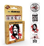 Walking Dead (The) - Daryl (Set 4 Sottobicchieri)