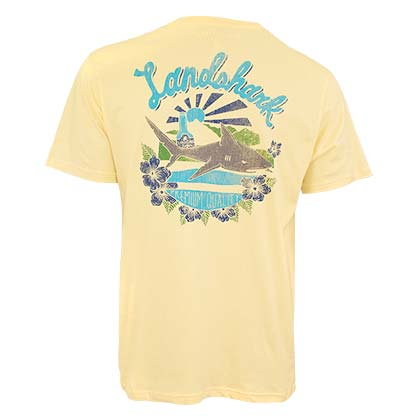 T-shirt LandShark Lager Pocket