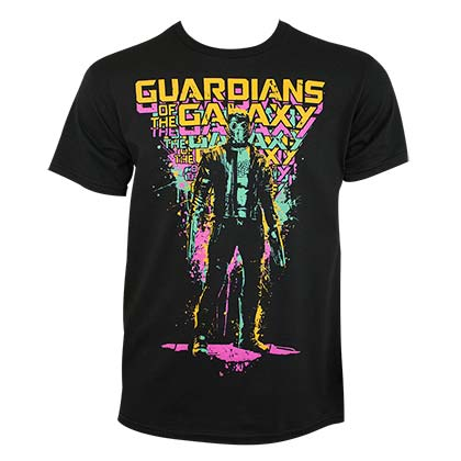 T-shirt Guardians of the Galaxy Splatter