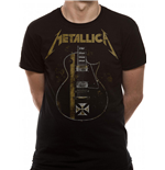 T-shirt Metallica Hetfield Iron Cross