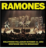 Vinile Ramones - Westwood One Fm 1992 Live At Palladium