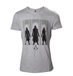 ASSASSIN'S Creed - Group Of Assassin Black (T-SHIRT Unisex )