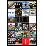 Beatles (The) - Albums (Poster Maxi 61x91,5 Cm)