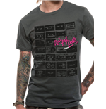 T-shirt New York Dolls 254634