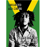 Bob Marley - Collage (Poster Maxi 61x91,5 Cm)