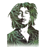 Bob Marley - Leaves (Poster Maxi 61x91,5 Cm)