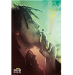 Bob Marley - Smoking Lights (Poster Maxi 61x91,5 Cm)