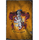 Harry Potter - Gryffindor Flag (Poster Maxi 61x91,5 Cm)