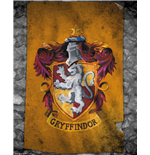 Harry Potter - Gryffindor Flag (Poster Mini 40x50 Cm)