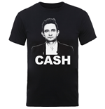 T-shirt Johnny Cash Staight Stare