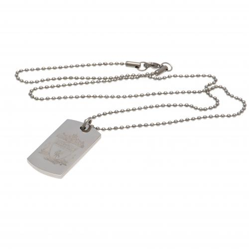Dog Tag / Piastrina Liverpool FC 254829