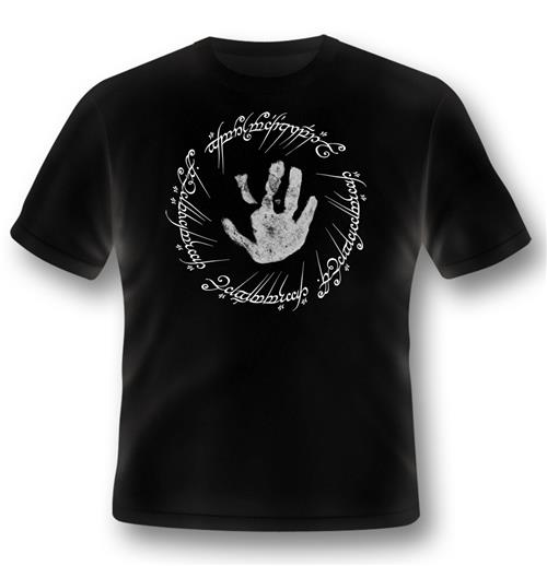 T-shirt Lord Of The Ring Mark