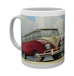 Vw Camper - Illustration (Tazza)