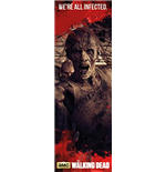 Walking Dead (The) - Zombies (Poster Da Porta 53x158 Cm)