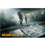 Walking Dead (The) - Rick & Daryl Road (Poster Maxi 61x91,5 Cm)