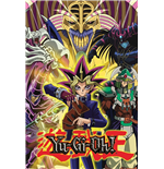 Yu Gi Oh - Yugi And Monsters (Poster Maxi 61x91,5 Cm)