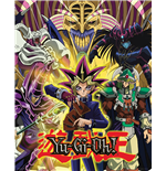 Yu Gi Oh - Yugi And Monsters (Poster Mini 40x50 Cm)