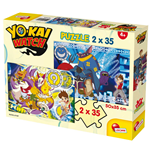 Yo-Kai Watch - Puzzle 2x35 Pz - Protect The Seals