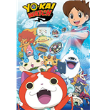 Yokai Watch - Key Art (Poster Maxi 61x91,5 Cm)
