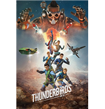 Thunderbirds Are Go - Collage (Poster Maxi 61x91,5 Cm)