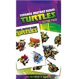 Teenage Mutant Ninja Turtles - Shellheads (Temporary Tattoo)