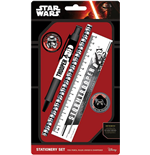 Star Wars Episode Vii (First Order) Stationery Set