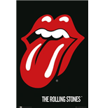 Rolling Stones (The) - Lips (Poster Maxi 61x91,5 Cm)