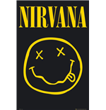 Nirvana - Smiley (Poster Maxi 61x91,5 Cm)