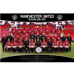 Manchester United - Team Photo 16/17 (Poster Maxi 61x91,5 Cm)