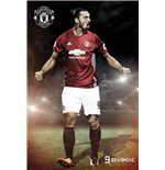 Manchester United - Ibrahimovic 16/17 (Poster Maxi 61x91,5 Cm)