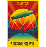 Led Zeppelin - Celebration Day (Poster Maxi 61x91,5 Cm)