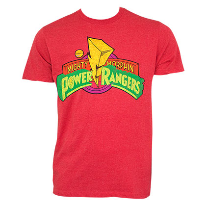 T-shirt Power Rangers da uomo