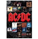 Ac/Dc - Covers (Poster Maxi 61x91,5 Cm)