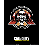 Call Of Duty Infinite Warfare - Scar (Poster Mini 40x50 Cm)