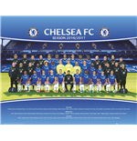 Chelsea - Team Photo 16/17 (Poster Mini 40x50 Cm)