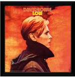David Bowie - Low (Stampa In Cornice 30x30 Cm)
