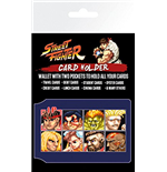 Street Fighter - Character Select (Portatessere)