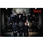 Slipknot - Band Line Up (Poster Maxi 61x91,5 Cm)