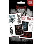 Slipknot - Band And Logos (Temporary Tattoo)
