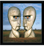 Pink Floyd - Metal Heads (Stampa In Cornice 30x30 Cm)