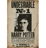 Harry Potter - Undesirable No 1 (Poster Maxi 61x91,5 Cm)