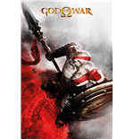 God Of War - Key Art 3 (Poster Maxi 61x91,5 Cm)