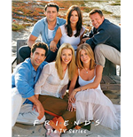 Friends - Cast (Poster Mini 40x50 Cm)