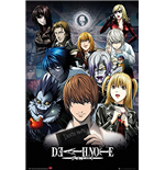 Death Note - Collage (Poster Maxi 61x91,5 Cm)