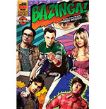 Poster Maxi The Big Bang Theory - Comic - 61x91,5 Cm