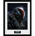 Mass Effect Andromeda - Key Art (Stampa In Cornice 30x40 Cm)