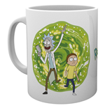 Rick And Morty - Portal (Tazza)