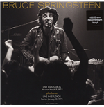 Vinile Bruce Springsteen - Fm Studios Live In Houston Sept 3Rd 1974 & In Boston Oct 1St 1973